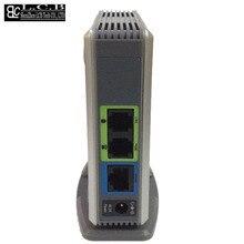 Novíssimo Unlocked Linksys SPA3000 Adaptador Voip Gateway VoIP com número de rastreamento por China post Frete Grátis
