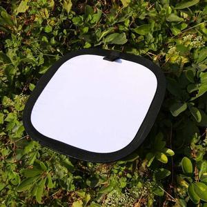 """Image 3 - 12 """"インチ 30 センチメートル 18% 折りたたみグレーカードリフレクター白バランスカード両面焦点ボードとキャリングバッグ写真ツール"""
