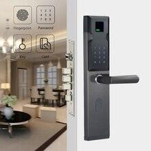 YOHEEN Smart Biometric Fingerprint Door Lock For Home Electr