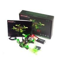 Happymodel Mantis85 85mm Puro set telaio in carbonio Supers_F4 6A BLHELI_S 5.8G 25 MW 48CH 600TVL BNF per FPV Racing Drone