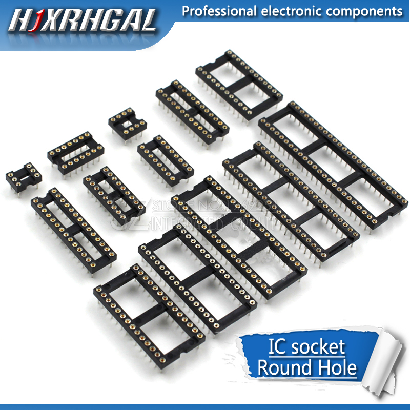 Through Hole 14 Contacts Board-To-Board Connector 2.54 mm Pack of 20 1 Rows, Header MTSW-114-07-S-S-170 MTSW Series