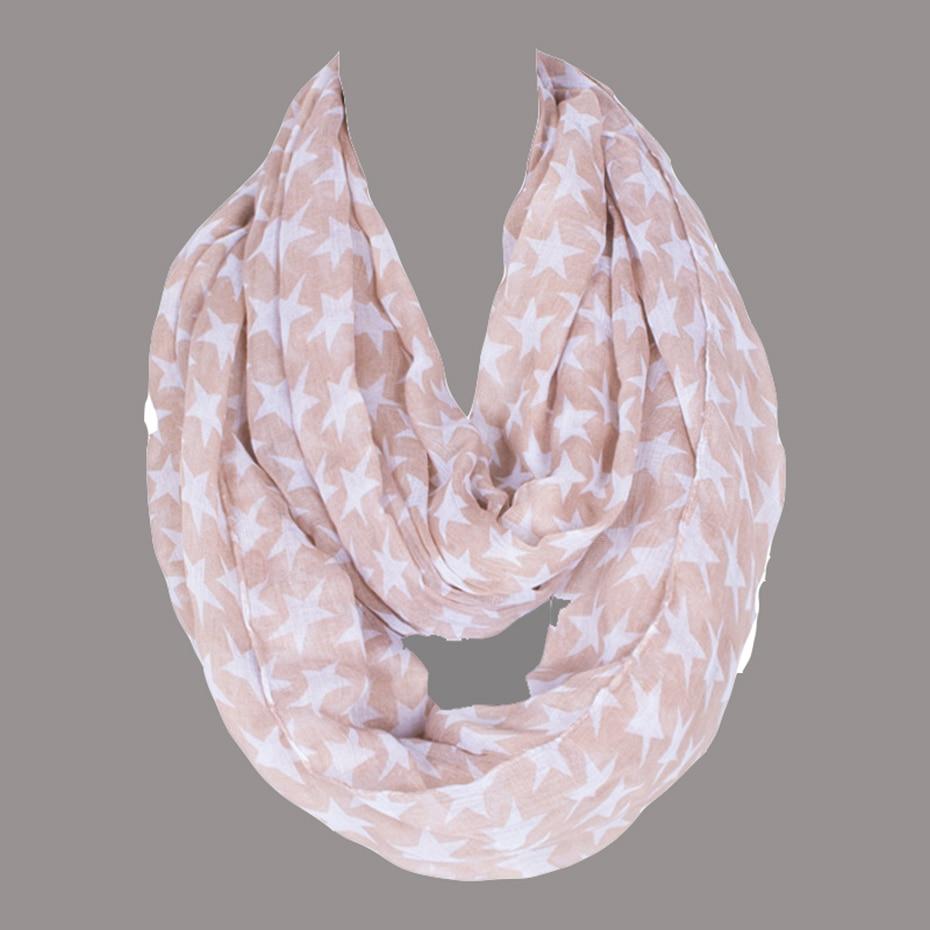 6708aab9216d Imprimé foulard infini. Imprimé foulard de cercle. Écharpe de boucle en  mousseline de soie ...