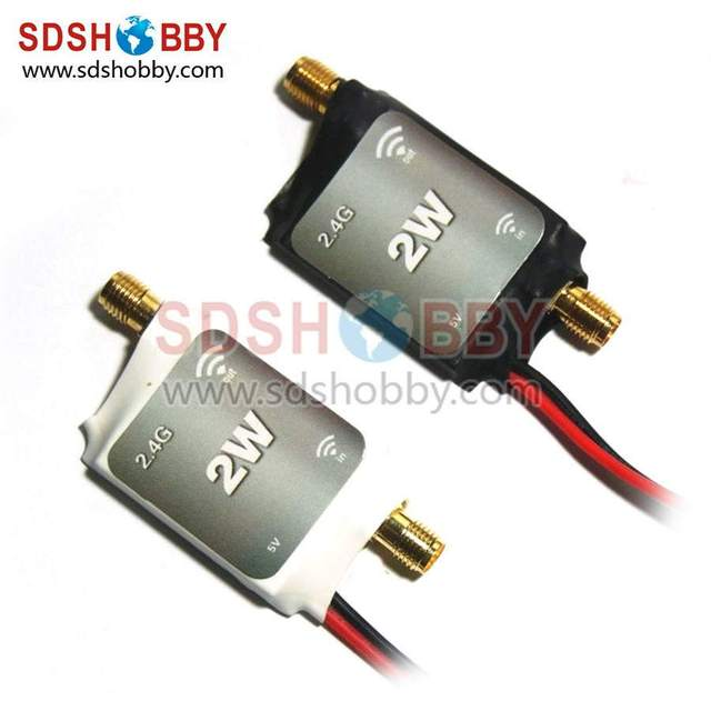 2.4G Mini 2W Power Amplifier Module for Phantom 2.4G Radio Transmit