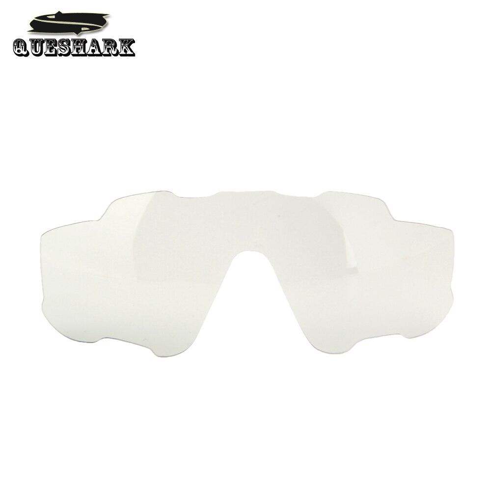 Prix pour Queshark Rapide Changement Couleur Verres Photochromiques 100% UV Protection UTILISER Pour QE14 Et JBR Vélo lunettes de Soleil