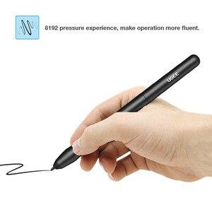 Ручка для письма Ugee, беспроводная графическая ручка для планшета Ugee M708 V2, цифровой графический планшет, 8192 уровней, бесплатная доставка