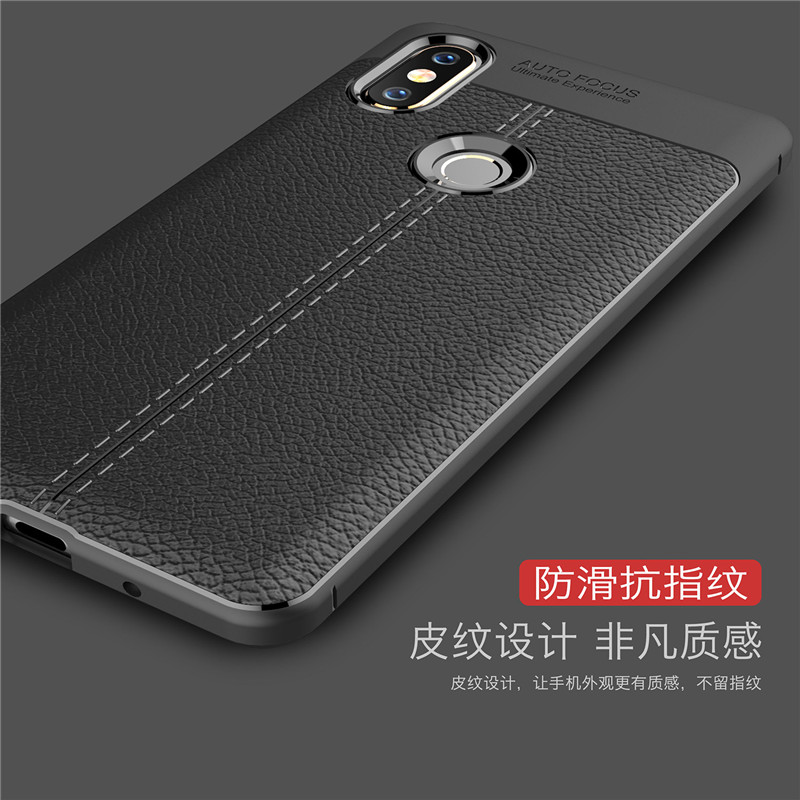 BSNOVT For Xiaomi Mi Mix 2S Case Xiaomi MiMix 2s Cover Soft Silicone TPU Leather Shockproof Phone Case For Xiaomi Mi Mix 2S