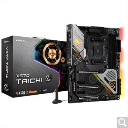 X570 Taichi AMD X570 AM4 Socket DDR4 ATXmotherboard