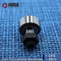 KR13 CF5 suiveurs de came portant 5mm (2 pièces) galets de roulement KRV13 CF5B NAKD13 KR13PP/UU roulements CF-5