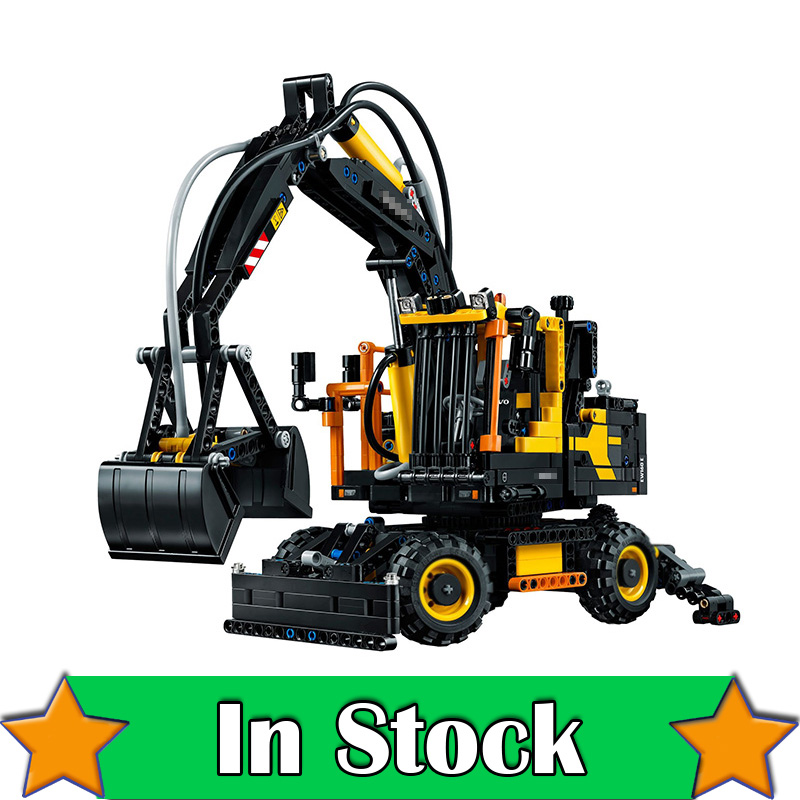 In-Stock 2017 New LEPIN 20023 1166Pcs Technology Series Excavator toy  Building blocks toys for children gift 42053 legoINGly new in stock 61 011 001