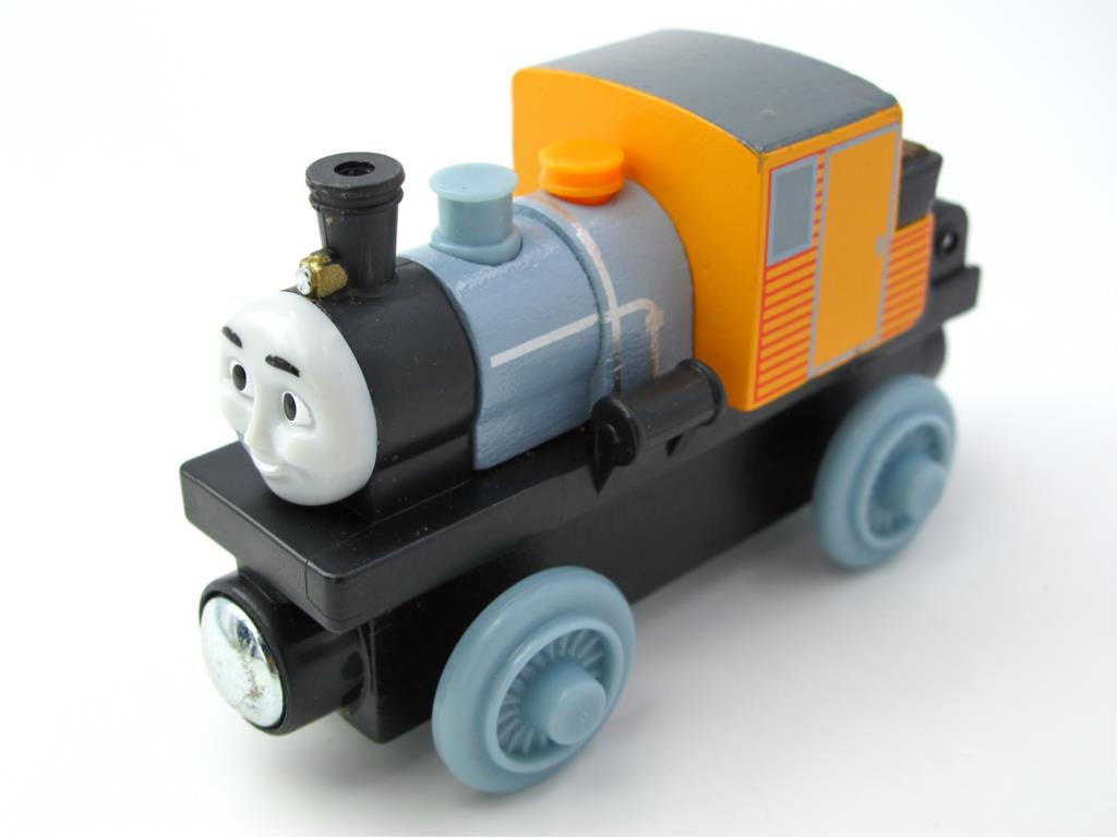 Wooden Thomas Train T007W BASH Thomas And Friends Trackmaster Magnetic Tomas Truck Car Engine Railway Toys for Boys