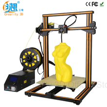 CREALITY 3D CR-10 DIY 3d Printer package Massive printing dimension 300*300*400mm Excessive High quality Precision easy 3D printer with filaments