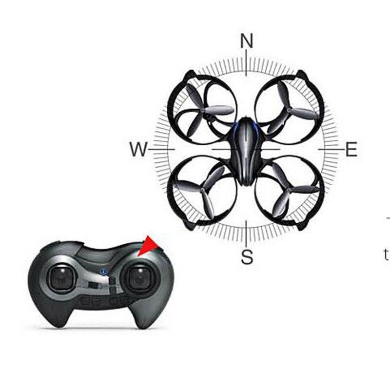 I3s Mini RC Drone RTF 2MP Kamera Headless Modus One Key Return RC Quadcopter Drone Spielzeug