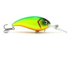 HENGJIA 10pcs 14g 10cm fishing lures isca Artificial bait wobbler carp fishing minnow bass pike lure crankbait trout tackle hook