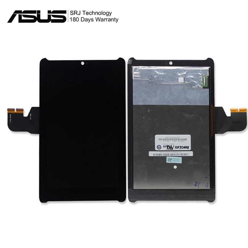 все цены на New 7 inch For Asus Fonepad 7 LTE ME372CG ME372 KOOE K00E LCD Display With Touch Screen Digitizer 5470L FPC-1 онлайн