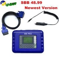 New V48.99 SBB 48.99 Pro2 Key Programmer Support Cars to 2018 Replace SBB V48.88 V46.02 v33.02 SBB Key Programmer