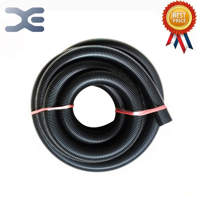 High Quality Industrial Vacuum Cleaner Accessories Hose Dusty Dust Suction Pipe Drainage Pipe 60mm Vacuum Cleaner Parts 2pcs high quality 15l industrial vacuum cleaner accessories straight pipe extension tube vacuum cleaner parts