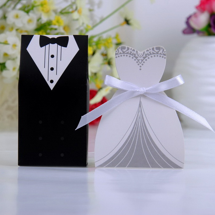 Buy free shipping new bridal gift cases for Wedding dress shipping box