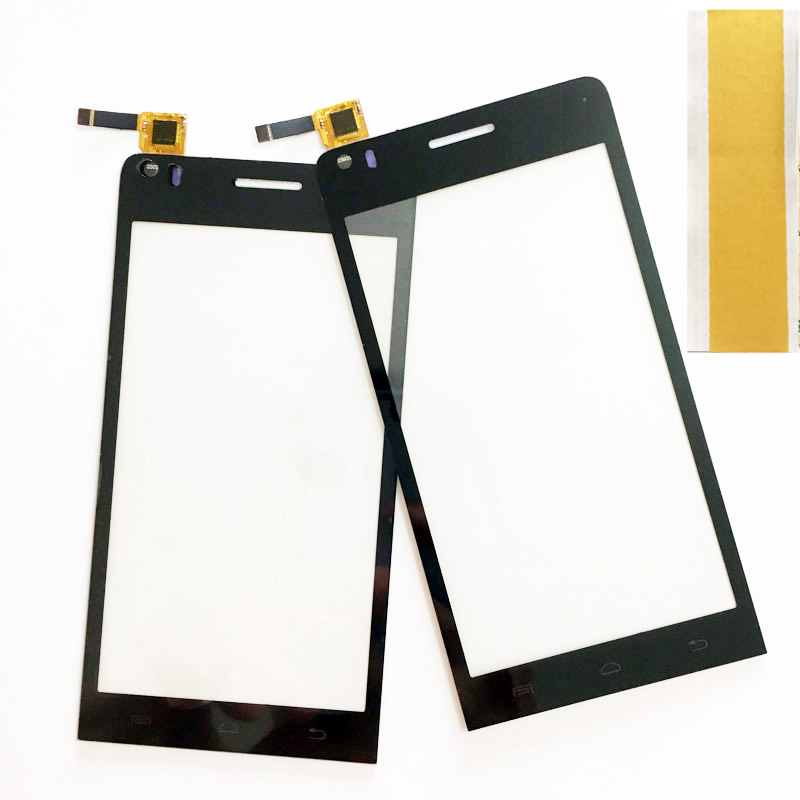4.5 Inch Touchscreen For Explay Tornado Touch Screen Digitizer Front Panel Sensor Glass Lens Replacement