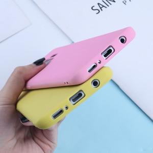 Image 1 - Luxury Case For Samsung Galaxy S9 Cases Candy Color TPU Cover For Samsung Galaxy S8 S9 A5 A3 2017 A8 S10 S10e Plus A7 2018 Plus