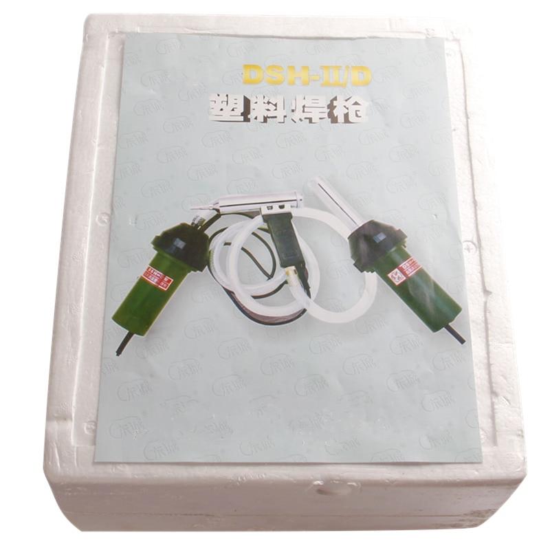 Spawanie tkanin PCV 1000 W Spawacz gorącego powietrza z tworzywa - Sprzęt spawalniczy - Zdjęcie 5