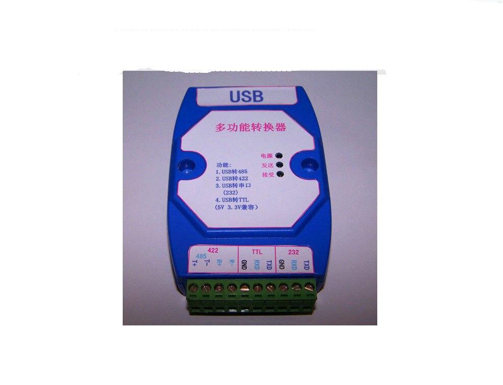 USB Transfert RS422/485/232/TTL D'isolement Photoélectrique FT232 Protection Contre Les Surtensions