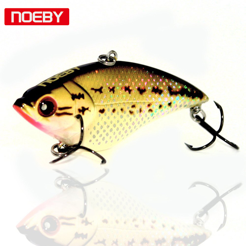 Noeby 1pcs 70mm 15g artificial artificial hard lures for Fishing lure with camera