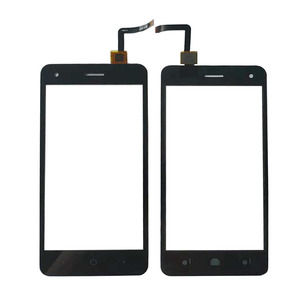 5.0 Inch For ZTE Blade A330 Touch Screen Digitizer Black Color With Tape
