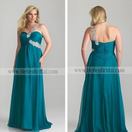 Online Shop ED1635 Italian design plus size evening dress for fat ...