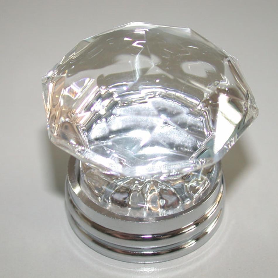 Gratis Verzending 2 Stks K9 Kristal Zilverkleurige Koper