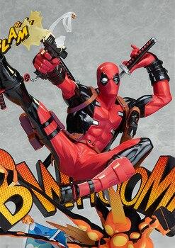 Juego de artes PA Marvel los Vengadores X-hombres Wolverine acción figura  juguete colección 26 cm