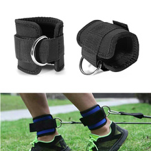 Resistance Band D ring Ankle Straps