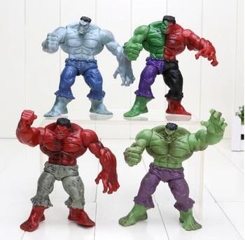 Gris Unidsset Hulk Marvel Los 4 Rojo 12 Cm 2 Vengadores Compuesto l1J3uTKcF5