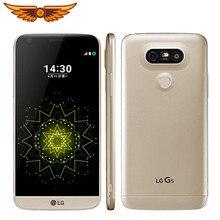 Original desbloqueado lg g5 quad core celular 4gb ram 32gb rom display 5.3