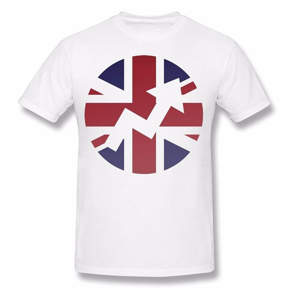 Design t shirt online uk - Men Brand Printed 100 Cotton Tshirt Buzzfeed Uk Youtube Art Most Popular Creative Design Man S