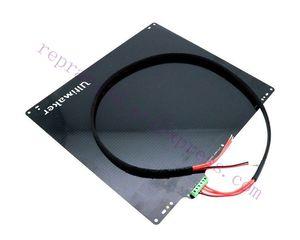 Image 2 - Imprimante 3D en aluminium, Ultimaker, 2, ultimatum, avec Table dimpression, lit chauffant jusquà 110 degrés, 24V, 3,5 ohm, avec PT100