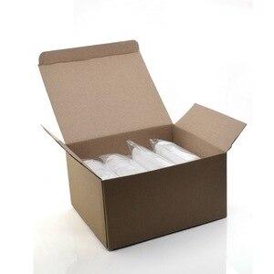 Image 5 - 10pcs 2.5 Oz 75ml דאודורנט מיכל ריק פלסטיק לבן טוויסט עד למילוי צינורות עבור DIY דאודורנט מקל העקב מזור קוסמטי