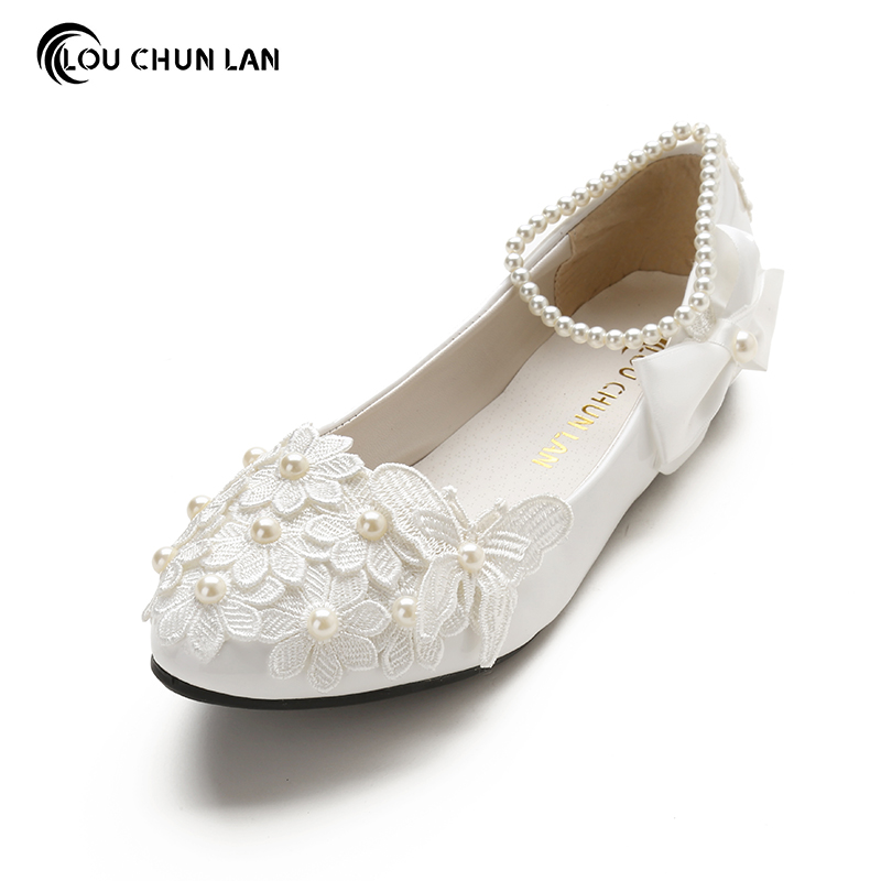 white wedding shoes flats adults flats flat white bridesmaid shoes wedding handmade 1369