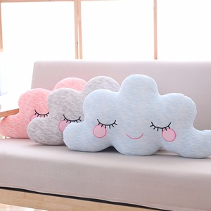 Подушка для дивана, 1 шт., 65 см, Kawaii Cloud, мягкая подушка, милый подарок на Рождество для девочки