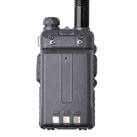 vhf uhf Baofeng DM-5R Dual Band DMR הדיגיטלי מכשיר קשר המשדר 5W VHF UHF 136-174 / 400-480 MHz צלצל שתי דרך רדיו (3)