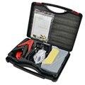 50800 mAh Car Ir para Iniciantes Emergência Carregador 4USB Power Booster Banco Bateria SOS de saída DC 12 V com martelo de segurança