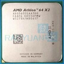 AMD Athlon  X2 5600 X2 5600+ 2.9GHz ADO5600IAA5DO Dual-Core CPU Processor Socket AM2 940pin