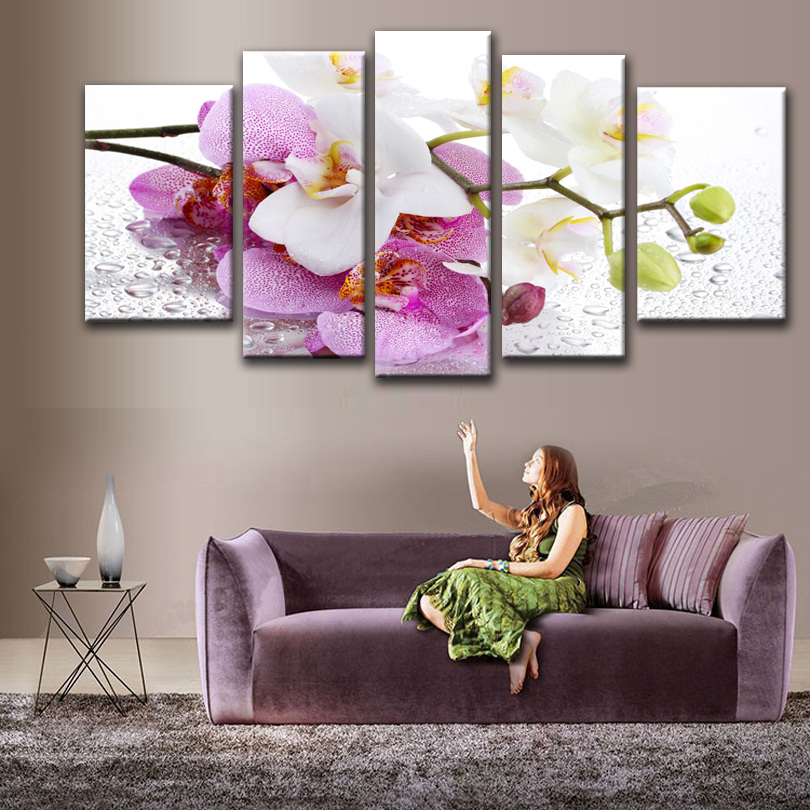 a6006cee05b92 ديكور المنزل محاكاة المشهد النفط الطلاء على قماش طباعة الصور على العالم  اللوحات الشهيرة DM16920