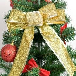 DIY Card Gift Wrapping Lace Crafts Handmade Satin Edge Organza Star Ribbon Bow Hair Wedding Christmas Decoration 200*5cm 2