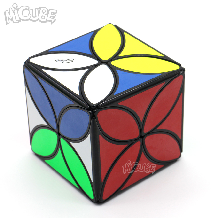 Mofangge Clover Cube Star Cube Magic Cube Special Difficult Puzzle Speed Cubo Magico Learning Education Toys Providing Amenities For The People; Making Life Easier For The Population Puzzles & Games