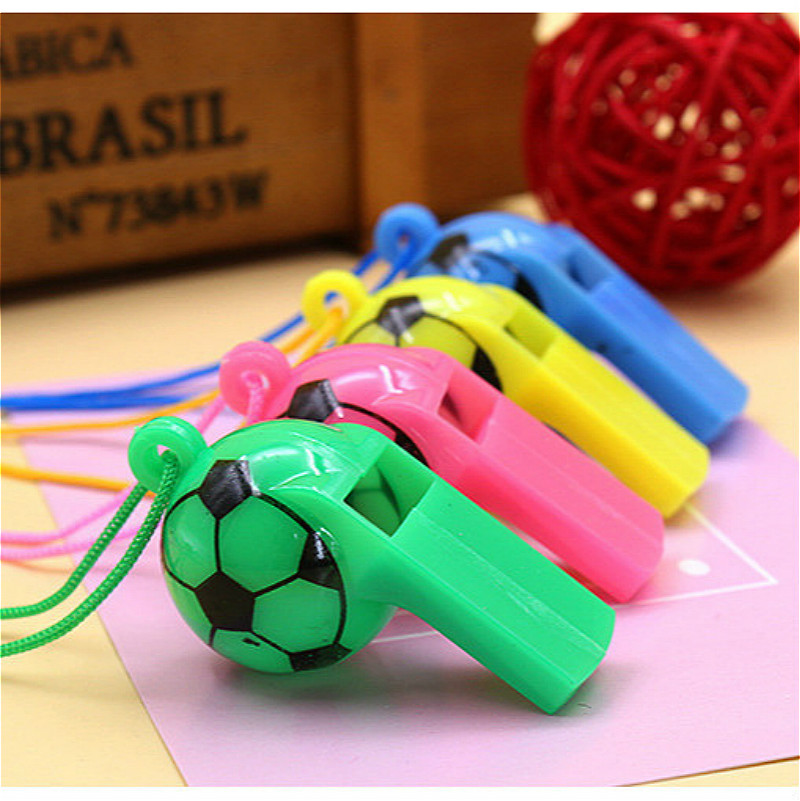 Classic toys Toy Football Color Whistle Action Figure Funny Gadgets for Kids Toys Beauty Gift Joke