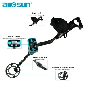 Image 3 - all sun TS180 Waterproof Handheld Metal Detector Underground High Precision Small Type Archaeological Positioning Instrument