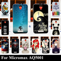 For Micromax AQ 5001 AQ5001 Soft Silicone tpu Plastic Mobile Phone Cover Case Color Paitn Painting Cellphone Bag Shell