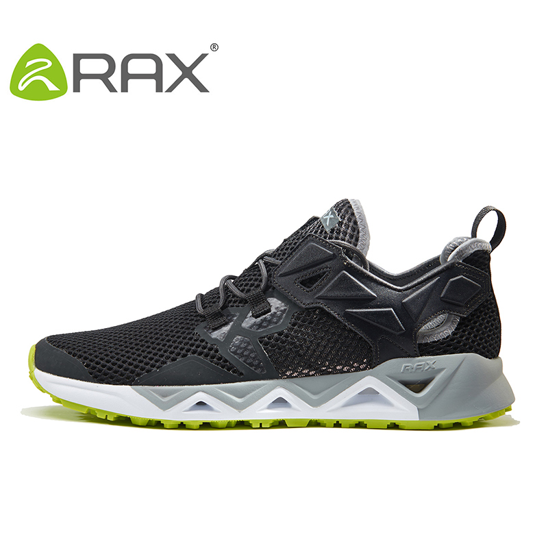 RAX New Men Women Summer Hiking Shoes Breathable Upstream Shoes Trekking Aqua Shoes Outdoor Fishing Camping