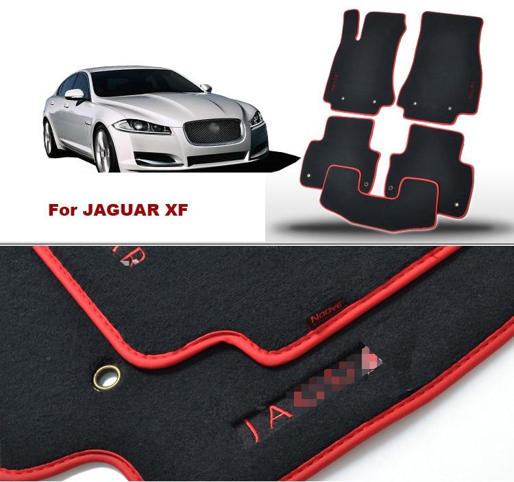 Jaguar Xf Floor Mats With Logo
