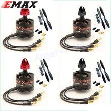 4 компл./лот EMAX 2212 MT2213 935KV бесщеточный двигатель для F450 F550 X525 Multicopter Quadcopter 1045 винтов